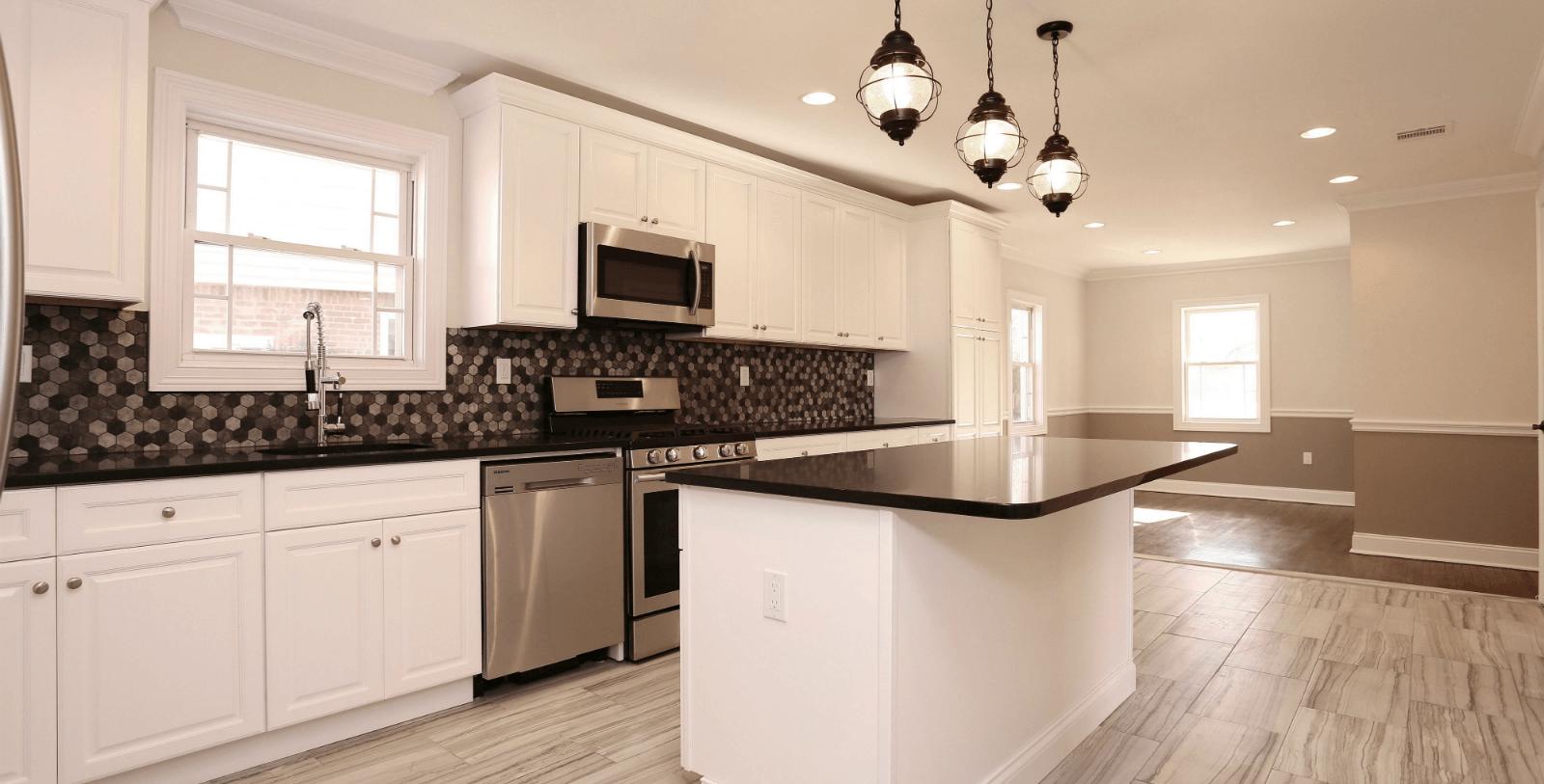 Elegant Kitchen | The Mischel Group | Homes Near Manhattan